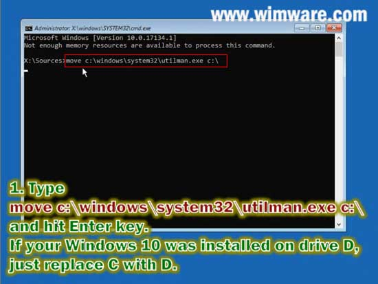 How to Bypass Windows 10 Admin Password - Bypass Login Screen