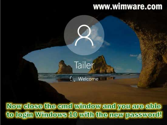 bypass windows 10 login screen