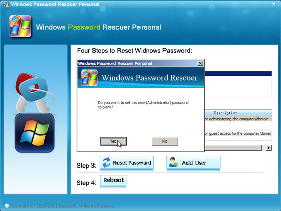 How to Crack Windows 10 Administrator and User Password
