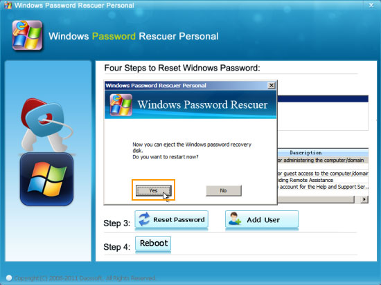 How to Hack A Windows XP Administrator Password