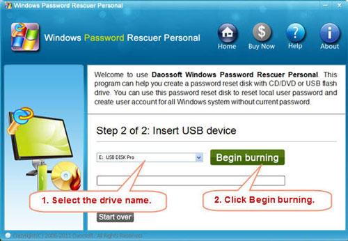 How to Reset Windows 10 Admin Password When Forgot
