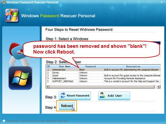 How to Reset Forgotten Windows 2000 Admin Password
