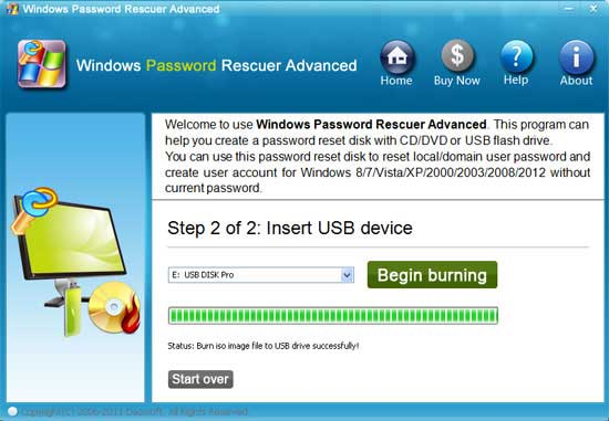 Windows Server 2016 Administrator Password Reset If